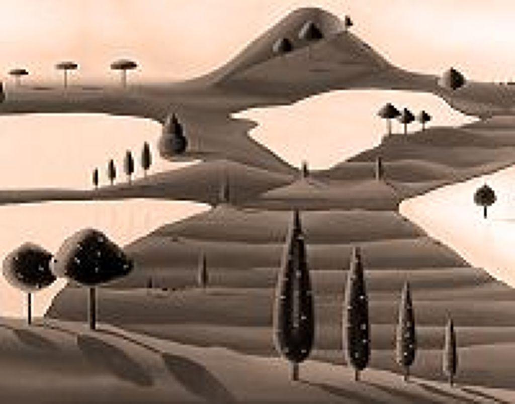 ad23c0632 Rozdýchává je hudba laminátových Chobotů Jaroslava Kozy a atmosféru pralesa  dotvářejí realistické přírodopisné fotografie vážek Dana Bárty a ...